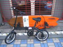自転車 ビーチクルーザー サーフボードキャリアー  通信 販売 RAINBOW (レインボー) サーフキャリア付き 折り畳み自転車 16インチ  PCH 101 16