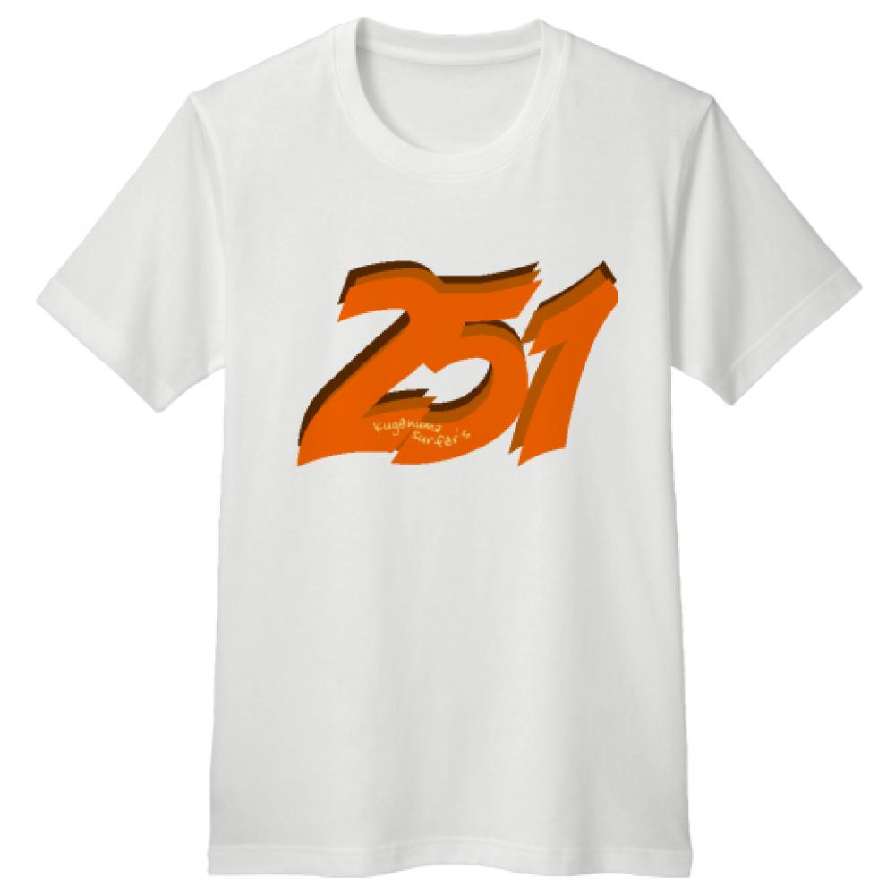 251 Tシャツ 2014