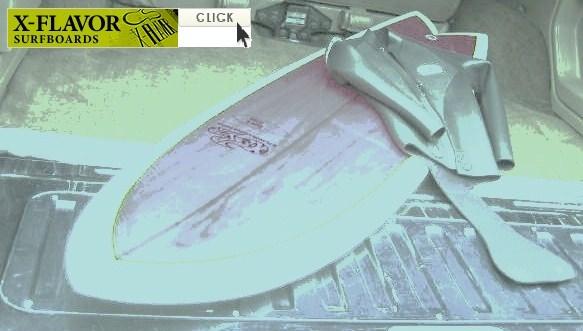 湘南 鵠沼海岸 X-Flavor surfboards エックスフレーバー サーフボード