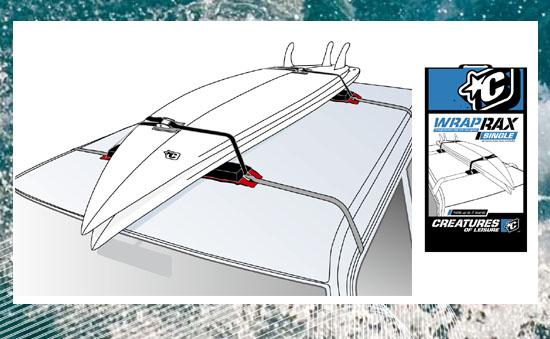 車用 サーフボード ソフトキャリアー