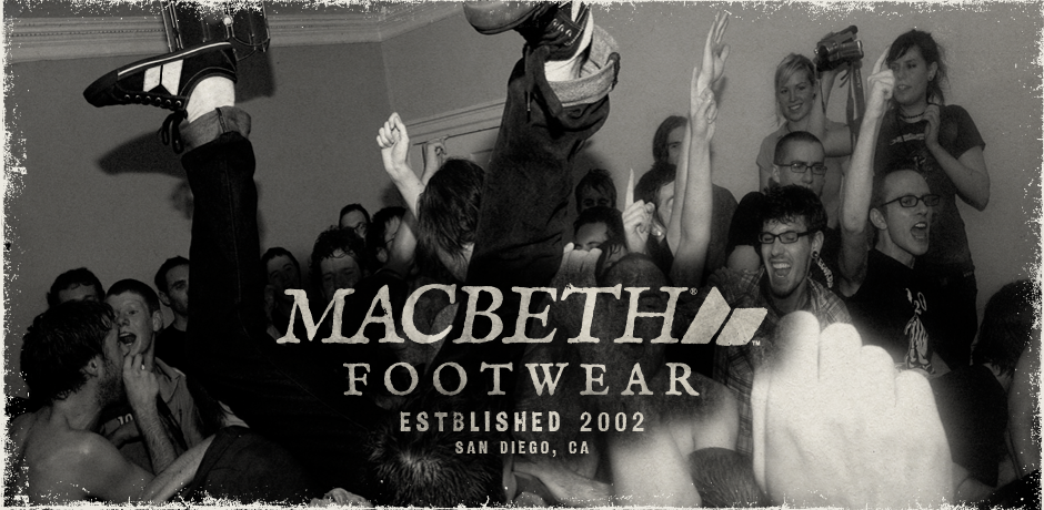 MACBETH FOOTWEAR  Catalog