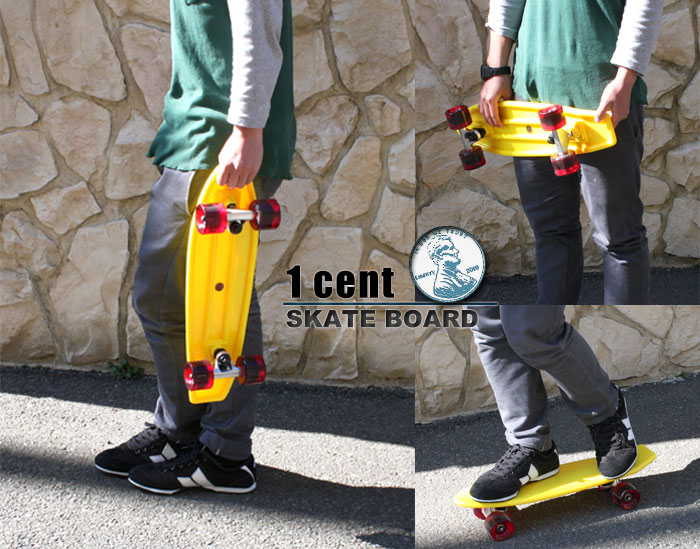 1cent skateboard (ワンセントスケートボード)