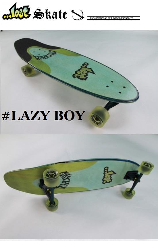 lost Skatebords(ロスト スケートボード)