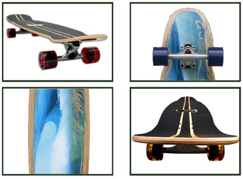 GRAVITY Skateboards (グラビティー スケートボード)