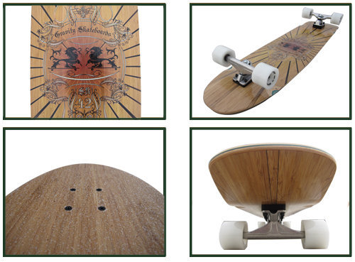 GRAVITY Skatebords (グラビティー スケートボード)